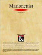 Marionettist Class (D&D 5e)