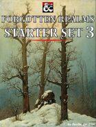 Forgotten Realms Starter Set 3