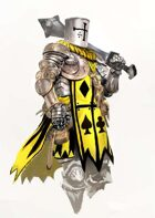 Paladin Oath: Oath of the Wager