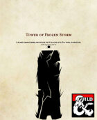 5E The Tower of Frozen Storm
