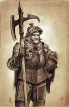 Stock Art - knight guard