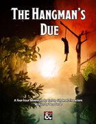 The Hangman's Due