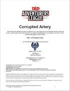 CCC-SCAR01-01 Corrupted Artery