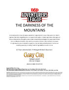 CCC-GARY-04: The Darkness of the Mountains