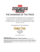 CCC-GARY-05: The Shadows of the Trees