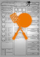 Class Character Sheets - The Cook