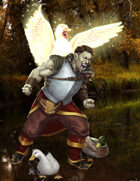 Totem of the Duck - Option for Totem Warrior Barbarians