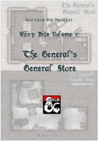 Shiny Bits Vol. 1: The General's General Store (PDF)