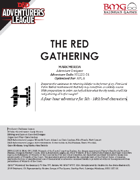 CCC-BMG-28 Hill 2-1 The Red Gathering
