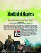 Mouthful of Monsters