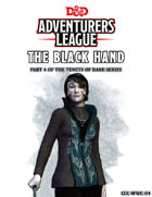 CCC-WWC-04 The Black Hand