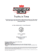 CCC-PRIORY-03 Truths in Time