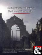Backgrounds of Faerûn: Nations of Destruction