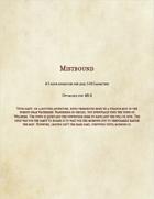 Mistbound