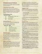 Trickster Gods of Omu: Warlock Otherworldly Patron