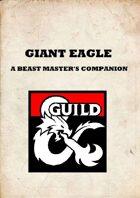 A Beast Master's Giant Eagle