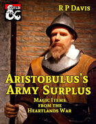 Aristobulus's Army Surplus
