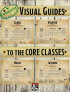 Complete Visual Guides to the Core Classes