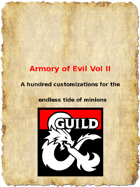 Armory of Evil Volume II
