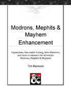 Modrons, Mephits & Mayhem Enhancement