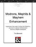 Modrons, Mephits & Mayhem Enhancement