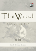 The Witch - A 5E Class