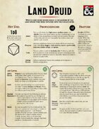 Visual Guide to Land Druids