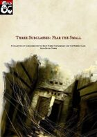 Three Subclasses: Fear the Small