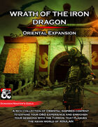 Wrath of the Iron Dragon: Oriental Expansion