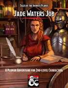 Tales of the Infinite Planes 1-01 Merchant of Jade Waters