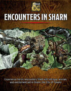 Encounters in Sharn