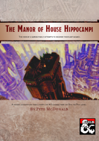 The Manor of House Hippocampi
