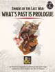DDAL-ELW00 What's Past is Prologue