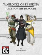 Warlocks of Eberron: Pacts of the Dragons