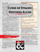 Curse of Strahd: Destined Allies