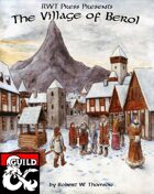 The Village of Berol