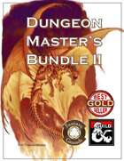 The Dungeon Master's Bundle II (Fantasy Grounds)