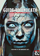 Necromancy: Guide To Undeath