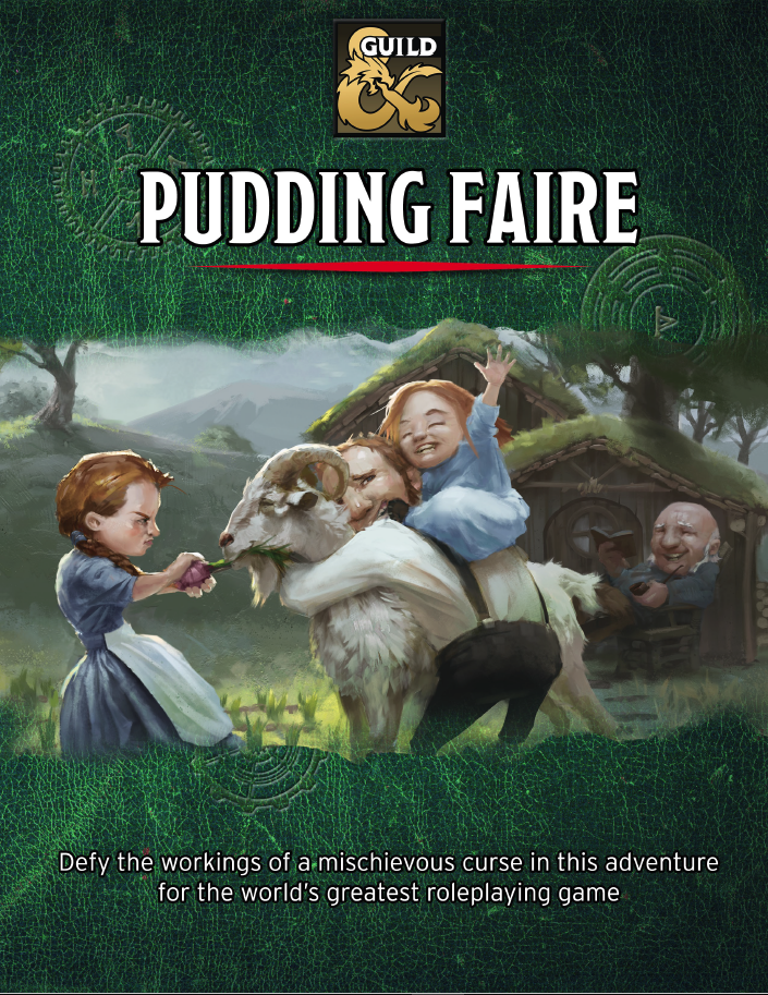 Cover of Pudding Faire