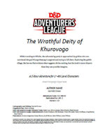 CCC-AN-02 The Wrathful Deity of Khurovogo