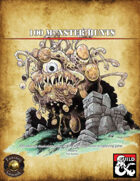 100 Monster Hunts (Fantasy Grounds)