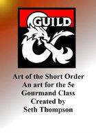 Art of the Short Order 1.0