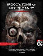 Irgoc's Tome of Necromancy