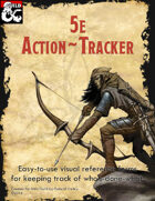 5e Action-Tracker
