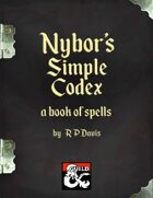Nybor's Simple Codex
