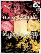 House Cannith's Magical Marvels