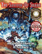 Eberron Solo Adventure: The Saviour of Sharn (Fantasy Grounds)