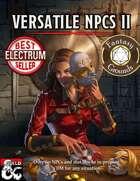 Versatile NPCs II (Fantasy Grounds)