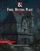Waterdeep: Final Resting Place