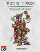 Filling in the Blanks: The Duelist